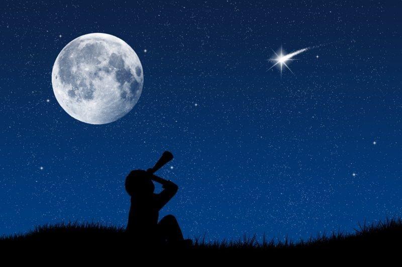 êtes Vous Prêts Pour Les étoiles Filantes La Nouvelle