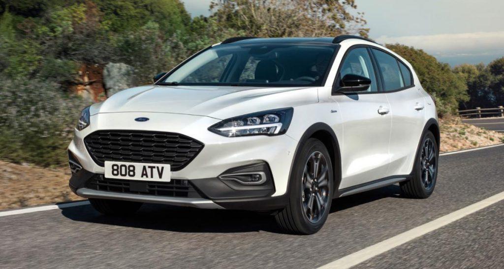 Annulation de la Ford Focus Active