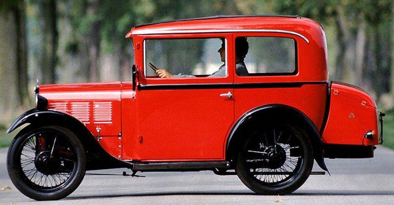 7 mars 1916 – Les débuts de BMW