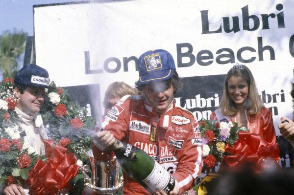 8 avril 1979 – Gilles Villeneuve remporte le GP de Long Beach