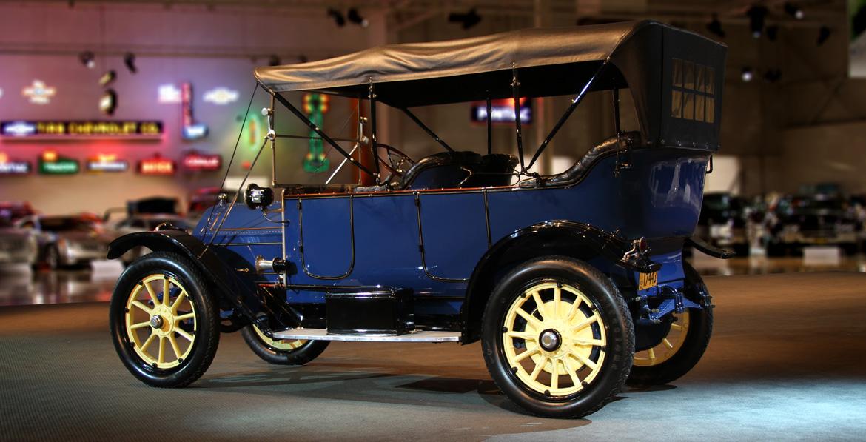 6 avril 1912 – Lumières et démarreur électriques chez Cadillac