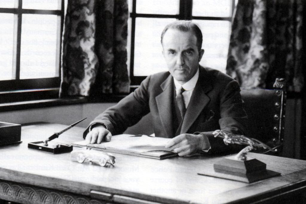 12 avril 1888 – Naissance de Cecil Kimber, fondateur de MG