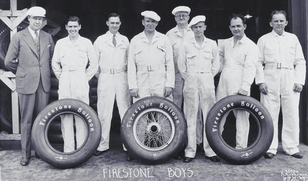 5 avril 1923 – Firestone débute la production de pneus à tube