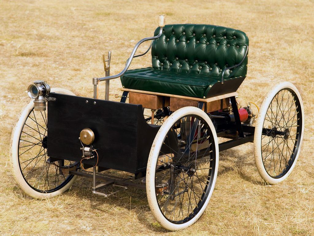 4 juin 1896 – Henry Ford conduit sa première voiture