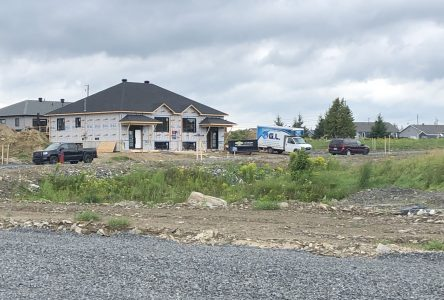 Construction à Princeville : des investissements de 1,84 million $ en juillet