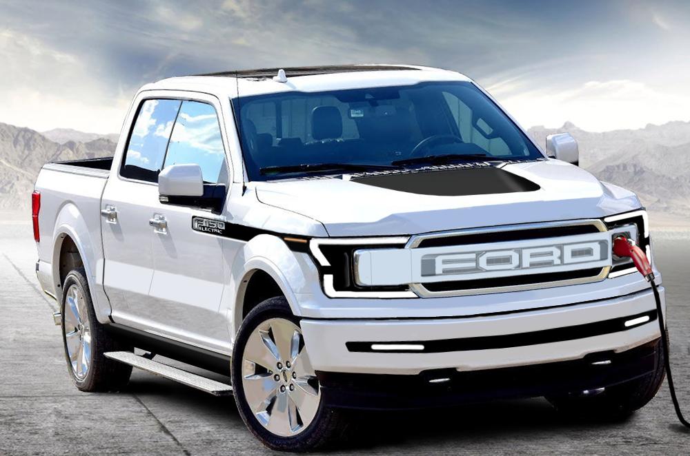 Un Ford F-150 électrique en 2022