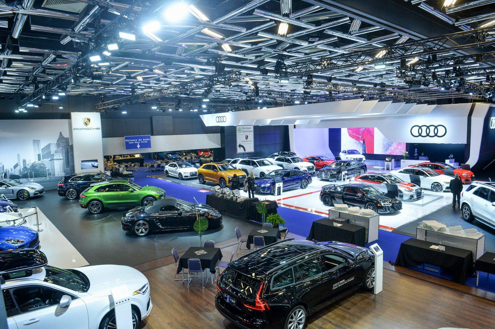 Un salon de l'auto de Montréal virtuel en 2021